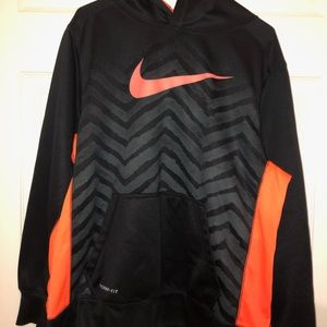 Youth Nike therma fit hoodie sweatshirt jacket‼️